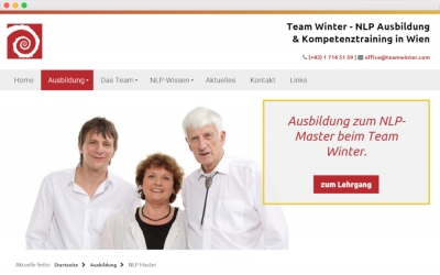 Team Winter Kompetenztraining